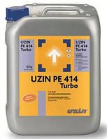 Uzin PE 414 Turbo: реакционная грунтовка для оснований под паркетные полы (Германия)