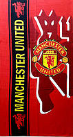 Полотенце пляжное ТМ TAG Manchester United