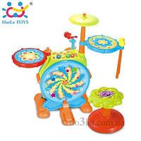 Игрушка Джазовый Барабан Huile Toys 666