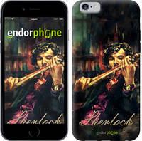 """Чехол на iPhone 6 Шерлок """"438c-45"""""""
