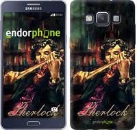 """Чехол на Samsung Galaxy A5 A500H Шерлок """"438c-73"""""""