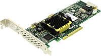 БУ Контроллер Raid Adaptec ASR-5405, PCI-e x4, 1x SFF-8087, 256MB DDR2 (ASR-5405)