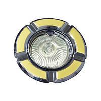 Точечный поворотный светильник Feron 098T MR16 круглый