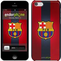 """Чехол на iPhone 5c Барселона  v3 """"2763c-23"""""""