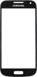Стекло экрана Samsung i9190/ i9192/ i9295 Galaxy S4 mini чёрное