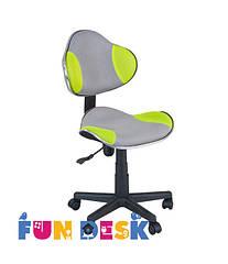 Детское кресло LST3 Green-Grey Fundesk