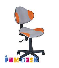Детское кресло LST3 Orange-Grey Fundesk