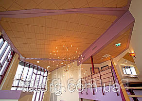 Монтаж потолка Rockfon, фото 2