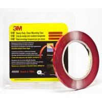 3M™4905 Двусторонняя VHB клеящая лента (скотч) 9мм х 10м, толщ. 0,5мм