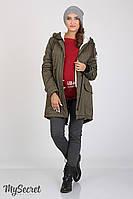 Юла Мама Зимняя куртка для беременных Юла Мама Inira арт. OW-36.043