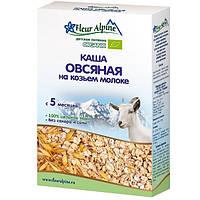 Fleur Alpin Каша Fleur Alpine Organic овсяная на козьем молоке с 5 месяцев 200 г