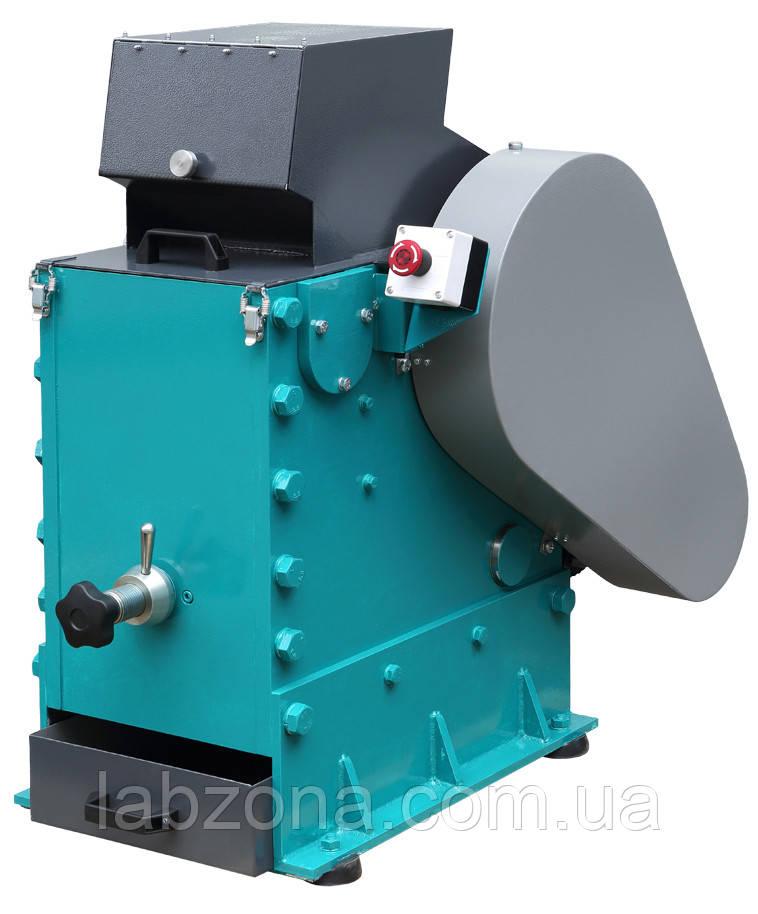 Дробилка щековая ЩД 15 - LabZona - лабораторные приборы, весы и гири, измерительный инструмент в Харькове