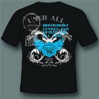 Печать на футболках интернет-магазин