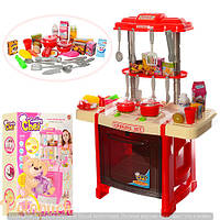 Детская кухня со звуком и светом 922-14-15