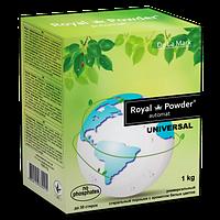 DeLaMark Концентрированный бесфосфатный стиральный порошок Royal Powder с ароматом белых цветов (1 кг)