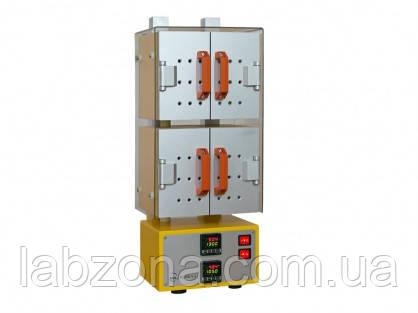 Установка измерительная воздушно-тепловая АСЭШ-8-2. - LabZona - лабораторные приборы, весы и гири, измерительный инструмент в Харькове