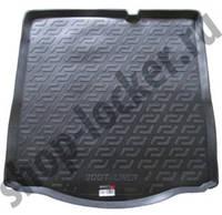Резиновый коврик в багажник Peugeot 301SD/ Citroen C-Elysee 12- Lada Locer (Локер)