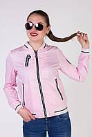 Короткая женская ветровка POEM № 7850, фото 1