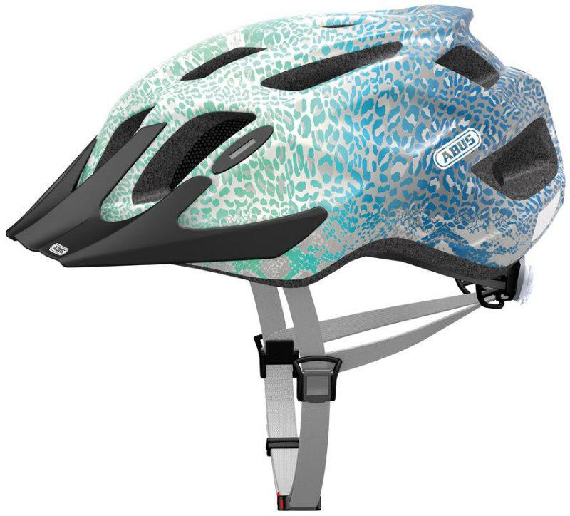 Велошлем ABUS MOUNTX Blue Animal (M)