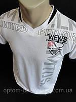 Оптовая продажа мужских футболок.