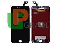 Дисплей для iPhone 6S Plus + touchscreen, черный, оригинал (Китай)