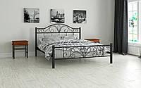 Кровать металлическая Элиз полуторная 140 (Мадера / Madera) 1450х2008х1100 мм