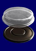 Упаковка торта арт.810РК B BL с крышкой арт.812