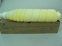Тонер картридж TN622 Y, оригинальный, Коника Минолта, tn-622 y