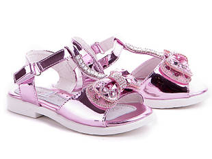 Детские босоножки и сандалии для девочек