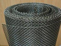 Сетка нержавеющая н/ж 0,2-0,19 ст.08Х18Н10Т тканая сетка.