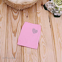 Розовая шапочка Сердечко, фото 1