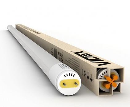 LED лампа VIDEX T8 18W 1200мм 6200K