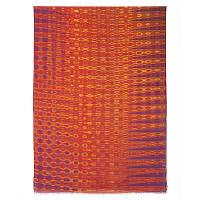 Импульс 10065-6, павлопосадский шарф-палантин шерстяной (разреженная шерсть) с осыпкой, фото 1