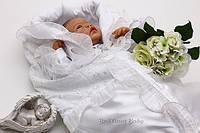 """Летний конверт - спальник для новорожденных """"Мелиса"""""""