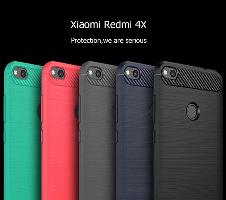 Xiaomi redmi 4x цвета