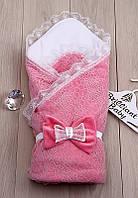 """Конверт для новорожденных зима """"Lumino"""" (розовый)"""