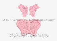 Молд бабочка из 3-х частей
