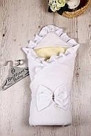 Зимний конверт Мария (белый)