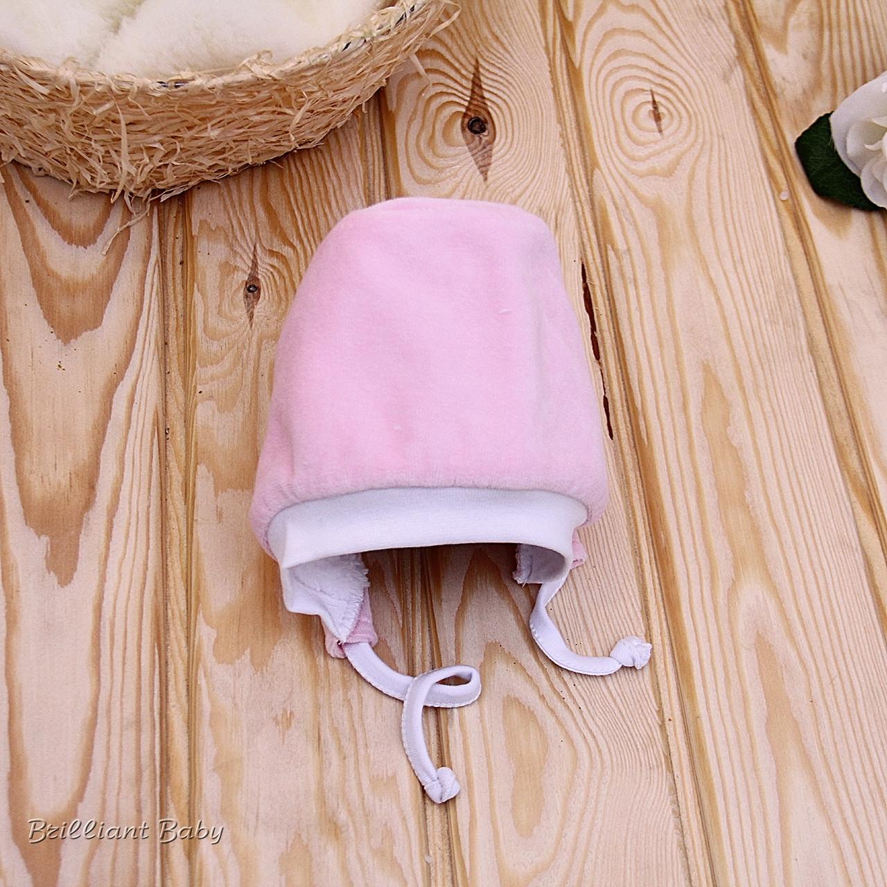 """Зимняя шапка для новорожденных """"Cool"""""""