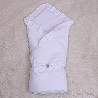 """Конверт-одеяло для новорожденных """"Мария"""""""