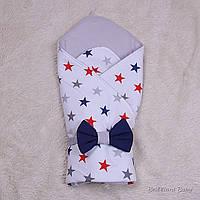 """Конверт-одеяло на выписку """"Valleri"""" от производителя"""