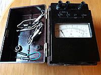Радиоизмерительный прибор М4100/4 Мегаомметр-1000 В
