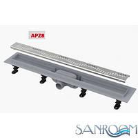 AlcaPlast APZ8-850M Дренажный канал с решеткой
