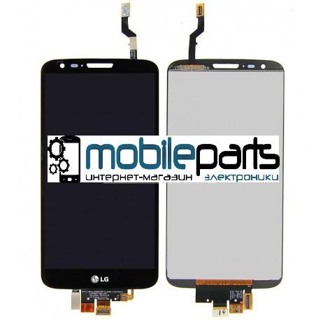 Оригинальный Дисплей (Модуль) + Сенсор (Тачскрин) для LG D802 | D805 | G2 (Черный)