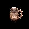Кухоль глиняний 0,7 л