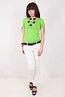 Женская футболка №254 (4 цветов), фото 1