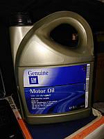 Моторное масло General Motors Dexos2 5W-30