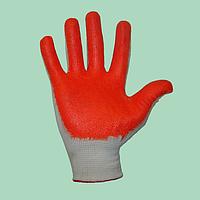 Перчатки строительные - хлопок (вампирка)