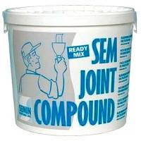 Финишная шпаклевка Semin Sem Joint Compound (семин сем джойнт) 25кг, готовая