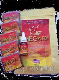 MEGA FISH -Активатор клева 2в1 производство США,Прикормка На Карпа
